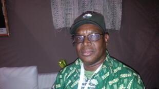 Boureima Dembélé, Directeur général de l'Institut d'économie rurale du Mali.