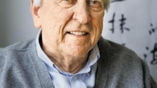 2011年諾貝爾文學獎得主瑞典詩人特朗斯特羅姆