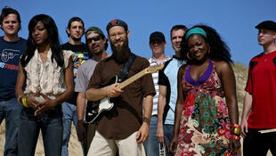 Members of Groundation