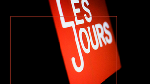 Les Jours - a fresh way of reporting news