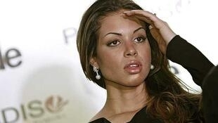 The young Moroccan woman, Karima el Mah-roug known as Ruby, whose involvement with Berlusconi has caused scandal