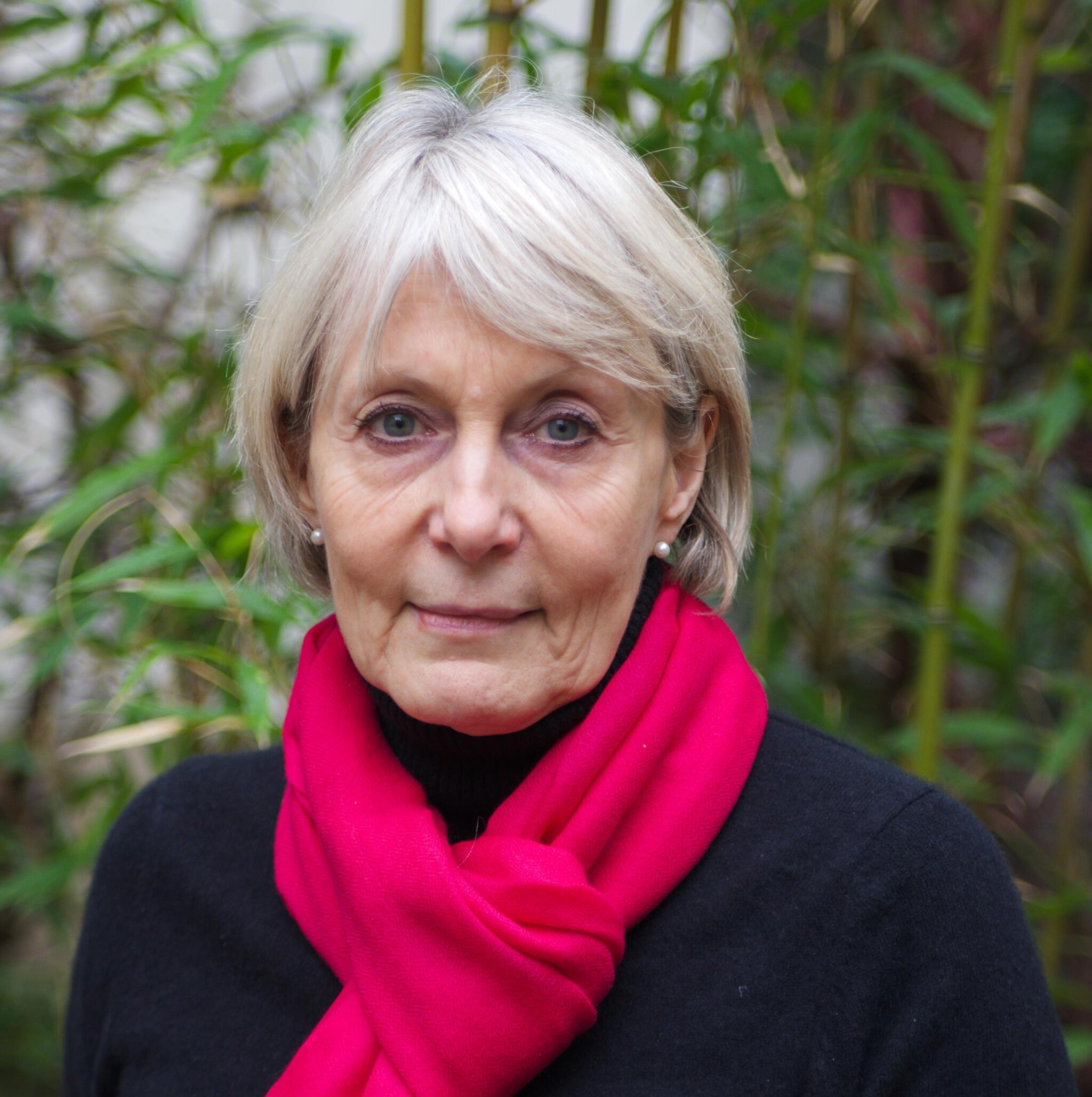 Claudine Lepage, sénatrice des Français de l'étranger