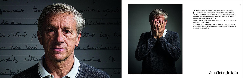ژان کریستف روفان، نویسنده فرانسوی