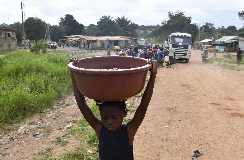 Côte d'Ivoire - Bouaké - environnement - eau - sécheresse