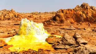 La région de l'Afar, dans le nord-est de l'Éthiopie, est choisie par les entreprises du secteur pour son exploitation minière.