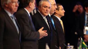 Majalisar wakilan Brazil na muhawara kan tsige Shugaba Michel Temer