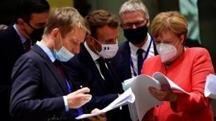 Un accord «historique» a été trouvé entre les 27 pays membres de l'Union européenne après quatre jours de négociations tendues.