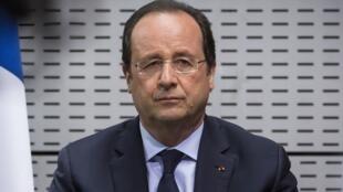 François Hollande a annoncé que la proposition de rachat d'Alstom par General Electric n'était pour l'instant pas suffisante.