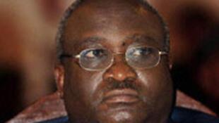 Domitien Ndayizeye (2004).