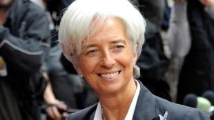 Tsohuwar shugabar asusun ba da lamuni na duniya IMF, Christine Lagarde