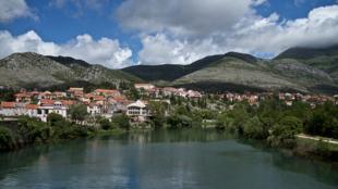 La ville de Trebinje