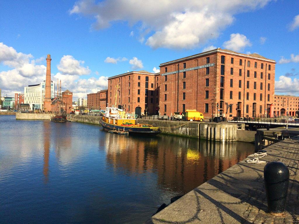 Le Musée International de l'Esclavage de Liverpool est situé au troisième étage du Merseyside Maritime Museum, le long d'Albert Dock, des quais entièrement rénovés et chargés d'histoire.