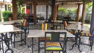 Les Paillotes - Libreville - Covid-19