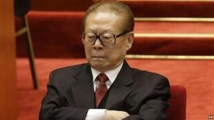 海外媒体疑关注近期关于江泽民负面消息频繁