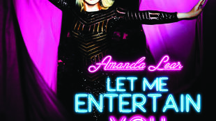 Amanda Lear revient avec un nouvel album «Let me entertain you».
