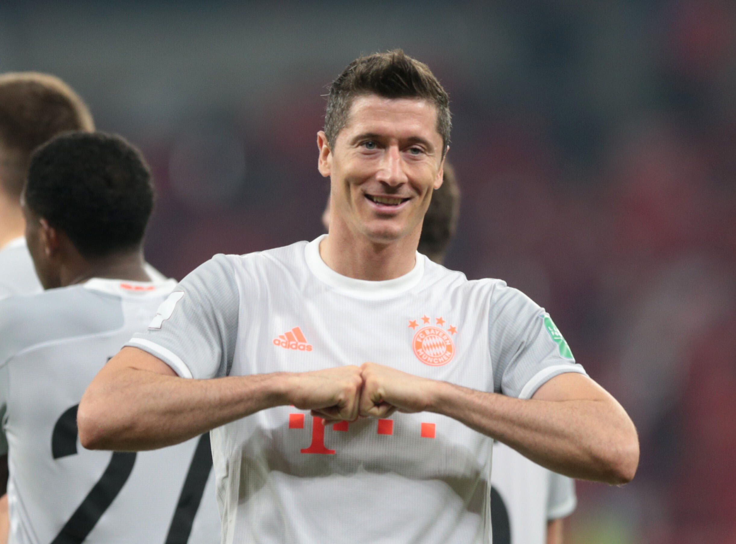 Robert Lewandowski's brace sent Bayern Munich into a Club World Cup final against the Mexican side Tigres.