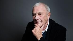 Portrait de Philippe Sollers, à l'occasion de la sortie de son roman «Le nouveau».