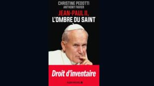 """""""L'ombre du saint"""", de Christine Pedotti et Anthony Favier."""