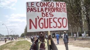 Le message sans équivoque des Congolais à leur président, ce 27 septembre 2015.