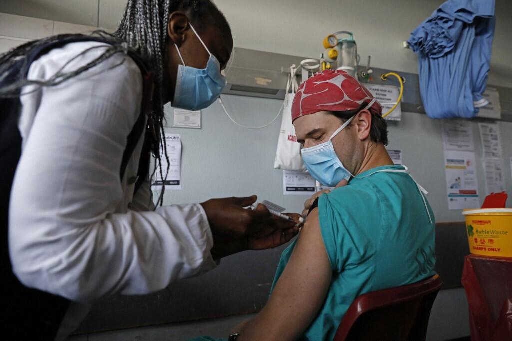 afrique sud pretoria johnson vaccin covid coronavirus