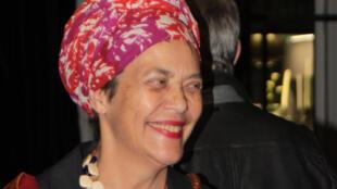 Françoise Vergès en mai 2016.
