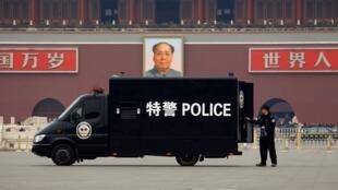 圖片資料:中國特警
