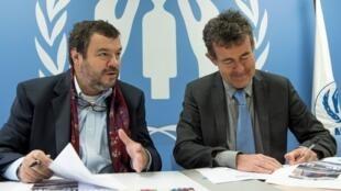 Las cifras son aterradoras, alertó el defensor de los derechos humanos de Colombia, Carlos Alfonso Negret.