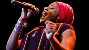 Msanii wa miondoko ya Rege kutoka kingston Jamaica Shauna Mckenzie
