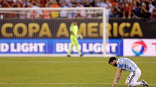Lionel Messi na Argentina ya yi murabus ne saboda takaicin rashn samun nasara