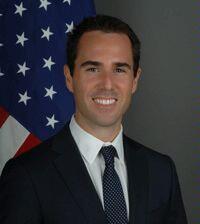 Trợ lý Ngoại trưởng Mỹ đặc trách nhân quyền Daniel Baer.