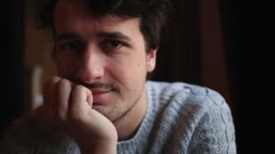 El periodista francés Loup Bureau encarcelado en Turquía.