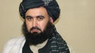 ملا آغا جان معتصم، یک مقام ارشد طالبان