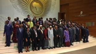 O 31° Conselho Executivo da União Africana.
