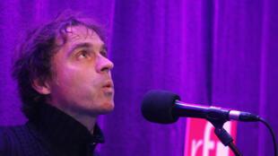 Franck Monnet à RFI.
