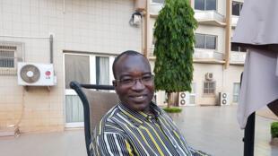 Sawadogo Etienne Songré, directeur général de l'Office national du Tourisme du Burkina Faso.