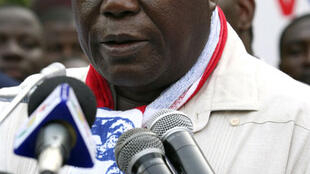 Nana Akufo-Addo kiongozi wa upinzani nchini Ghana