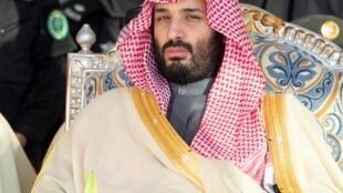 Yerima mai jiran gado na Saudiya Mohammed bin Salman.