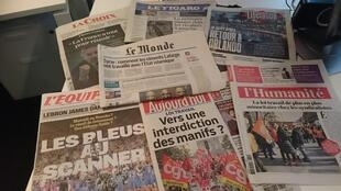 Diários franceses 21.06.2016