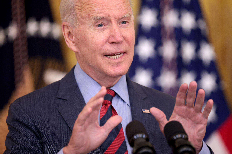 Durante su campaña para la Casa Blanca, Joe Biden fue acusado por múltiples mujeres de tocamientos inapropiados