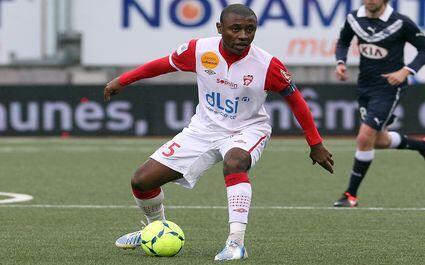 O zagueiro brasileiro André Luiz jogou no Nancy durante 8 anos.