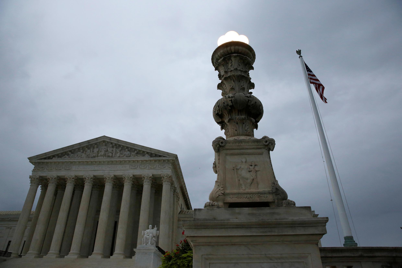 Thượng Viện Mỹ trước cuộc điều trần của bà Christine Blasey Ford về những tố cáo bê bối tình dục của thẩm phán Brett Kavanaugh.