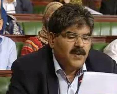 Мохаммед аль-Брахми, тунисский оппозиционный депутат