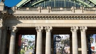 Le Grand Palais accueille cette année la 40e édition de la Foire internationale d'art contemporain.