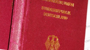 Passeport allemand (photo d'illustration).