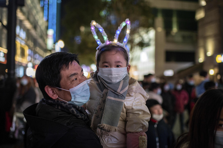 法广存档图片:中国武汉 Image d'archive RFI: Dans la ville de Wuhan, dans le centre de la Chine, où la première épidémie connue de coronavirus a commencé, la maladie a été éteinte