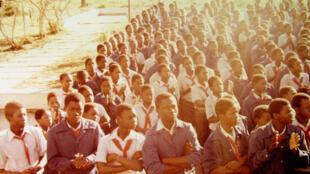 «Les orphelins de Sankara», un film de Géraldine Berger.