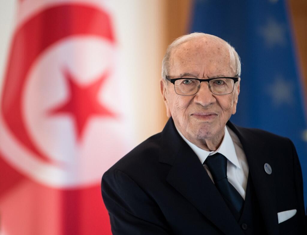 Le président tunisien Beji Caïd Essebsi est décédé le 25 juillet 2019.