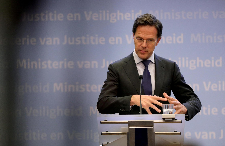 O principal opositor ao projeto é o liberal Mark Rutte, primeiro-ministro da Holanda