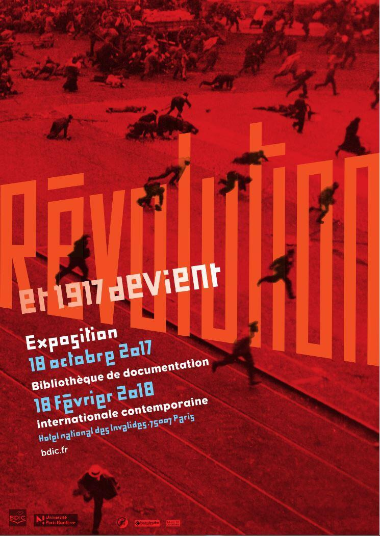 В Доме Инвалидов открывается выставка к столетию революции 1917 года