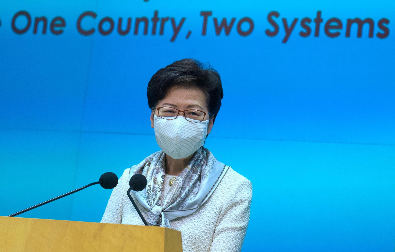 Hongkong - Carrie Lam